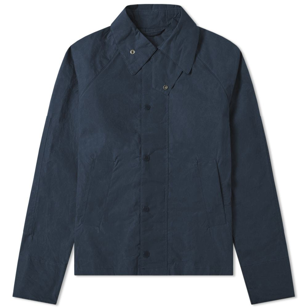Photo: Barbour x Engineered Garments Graham Jacket Navy