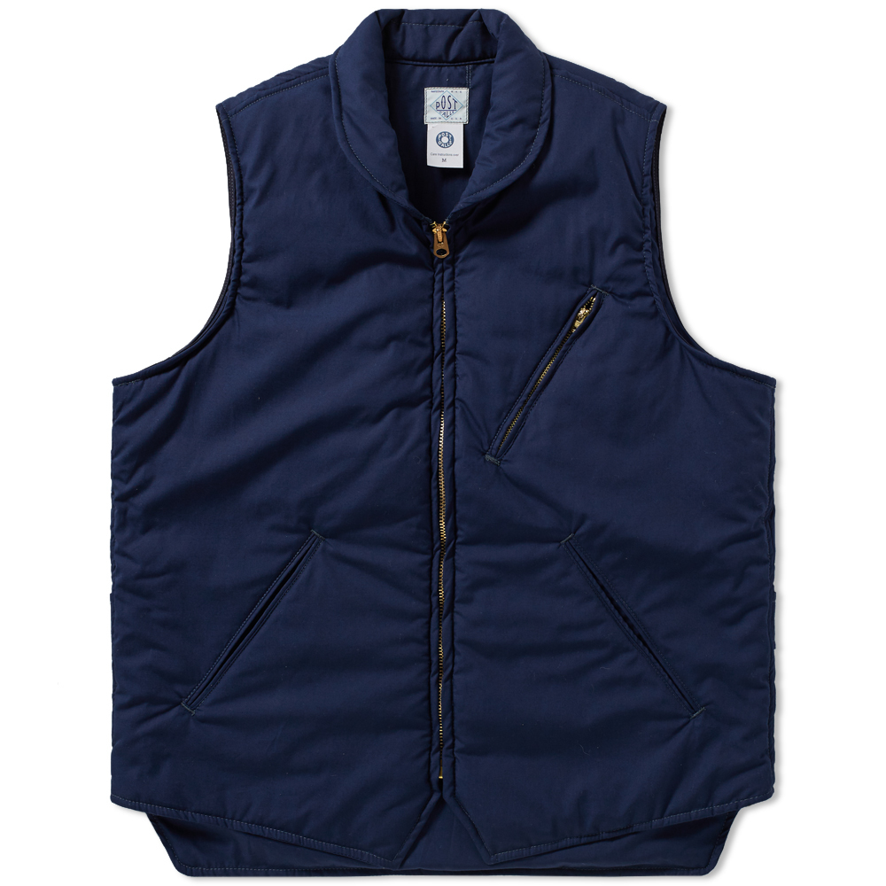 Photo: Post Overalls E-Z Cruz Vest