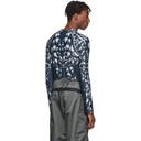 GmbH Navy Ada Long Sleeve Pullover