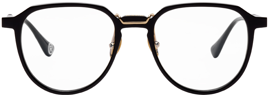 Photo: BAPE Black & Gold BA13001 Glasses