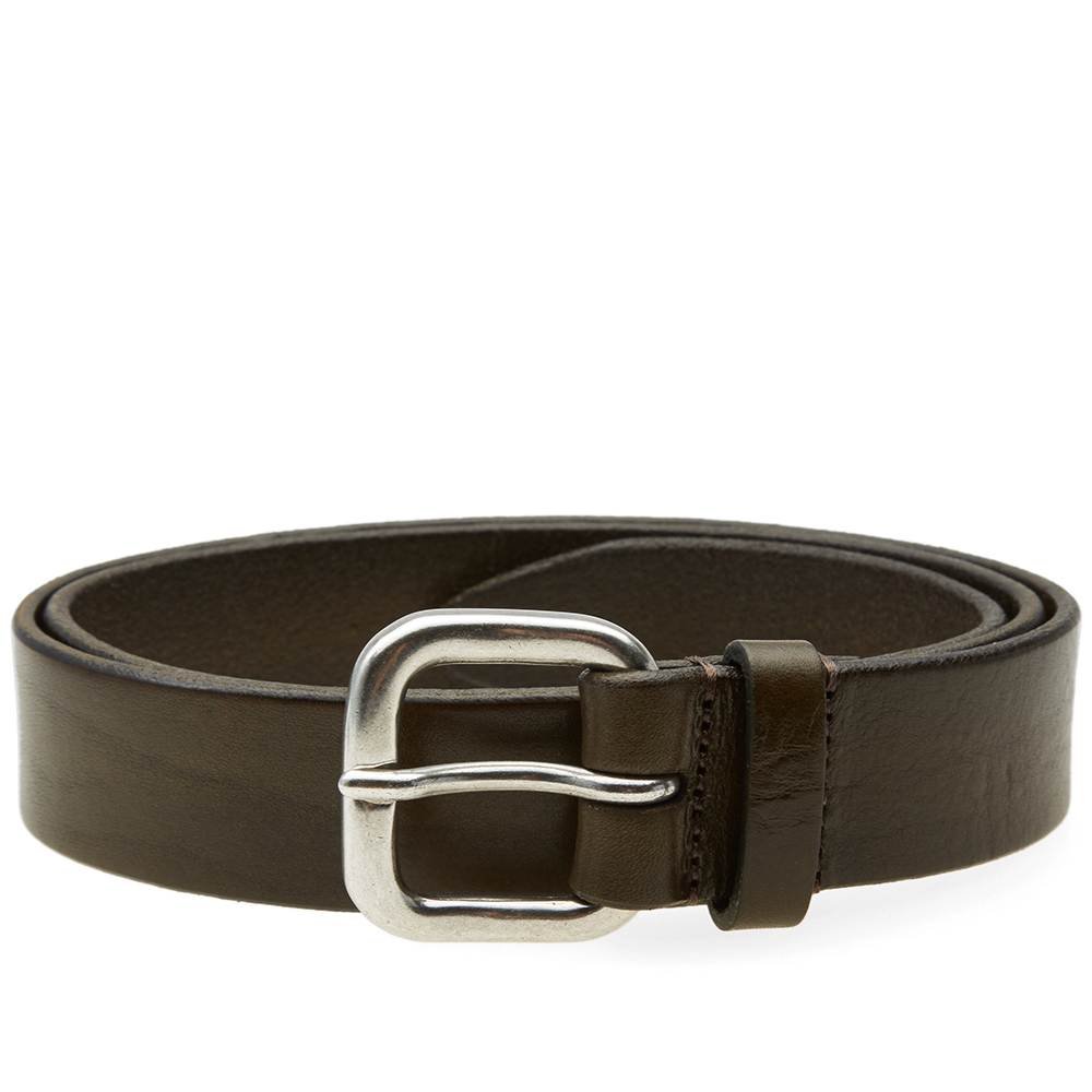 Photo: Anderson's Burnished Leather Belt
