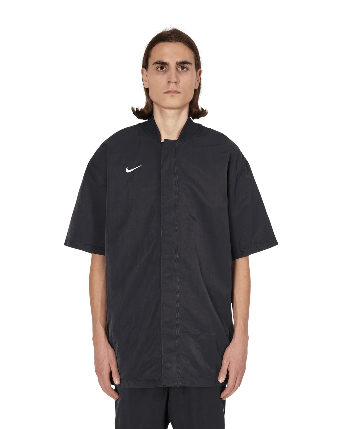 Nike Special Project Jerry Lorenzo Warm Up Top Off Noir