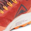 Nike Running - Air Zoom Pegasus 36 Trail Mesh Running Sneakers - Red