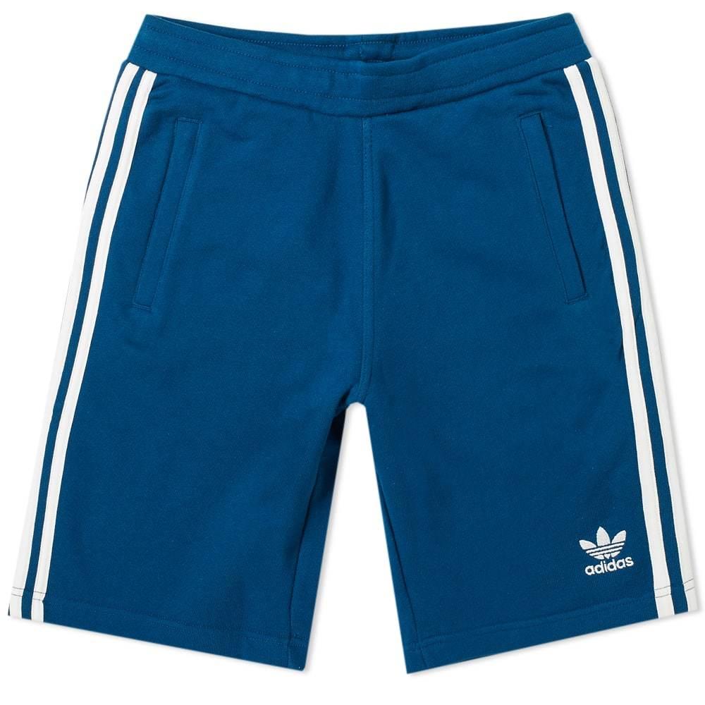 Photo: Adidas 3 Stripe Short Legend Marine