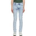 Ksubi Blue Chitch Overkast Jeans