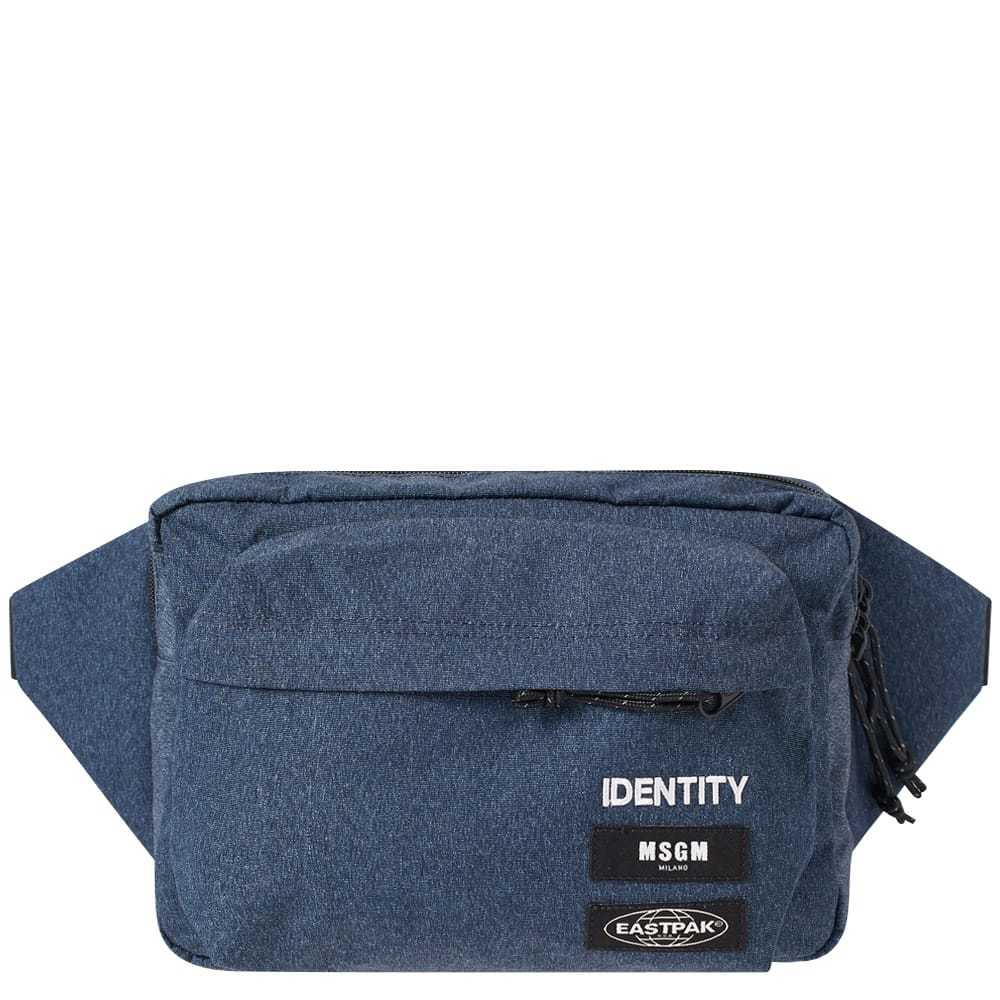 Photo: Eastpak x MSGM Waist Bag