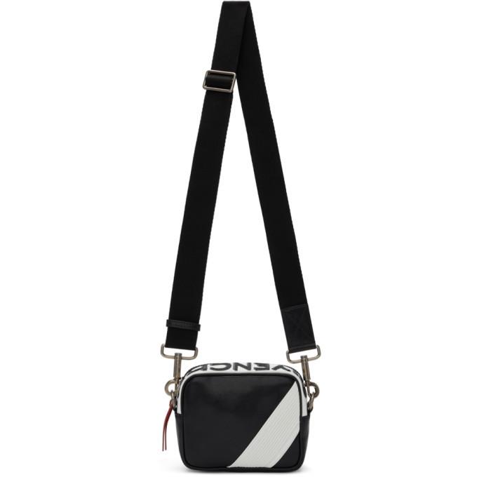 Photo: Givenchy Black and White MC3 Bag