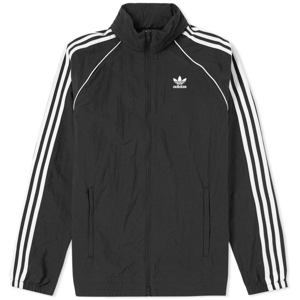 Adidas Superstar Windbreaker Black