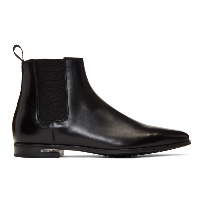 Photo: Paul Smith Black Hamptons Chelsea Boots