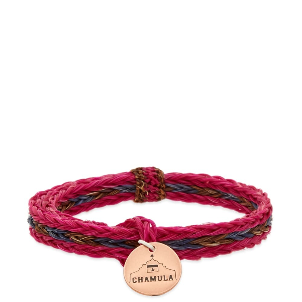 Photo: Chamula Braided Horsehair Bracelet