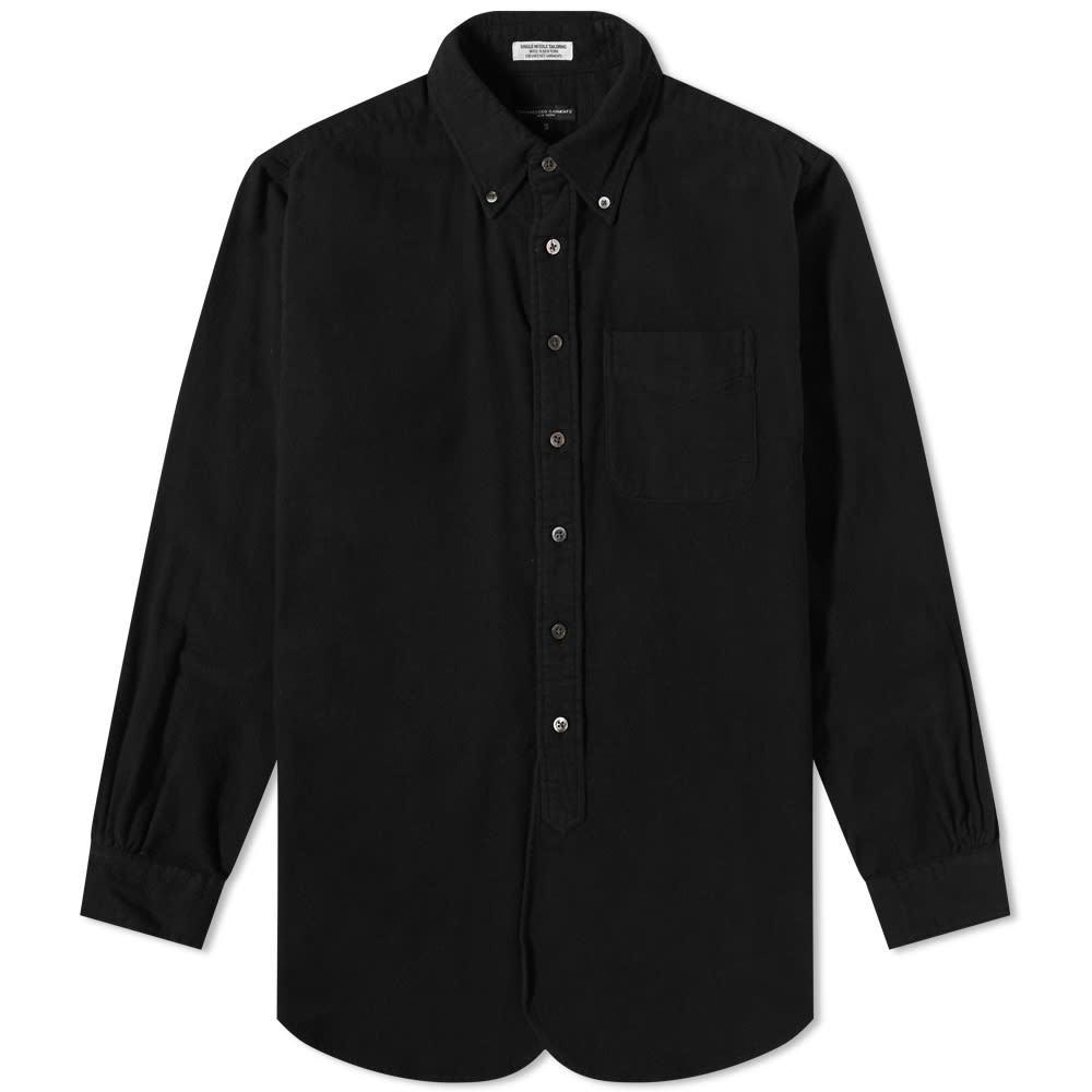 Photo: Engineered Garments Flannel Button Down 19th Century Shirt