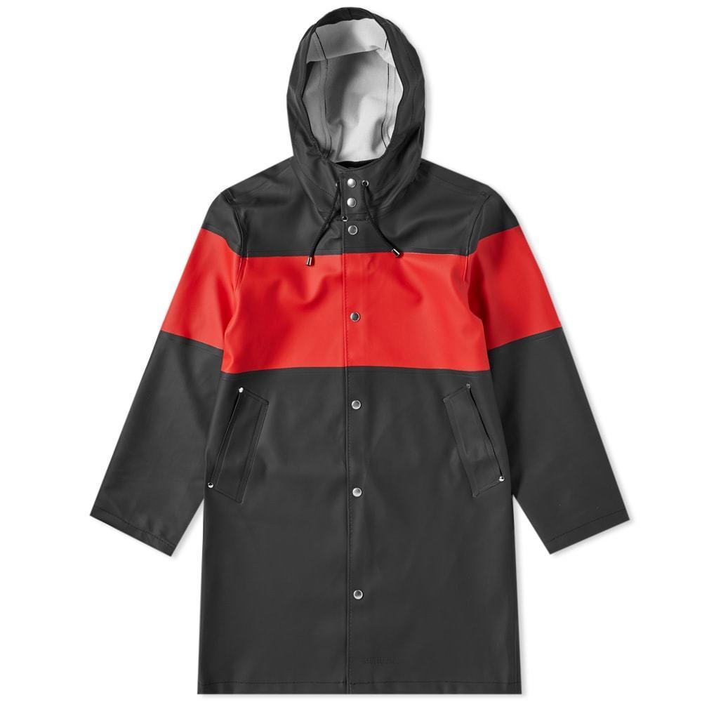 Photo: Stutterheim Stockholm Stripe Raincoat