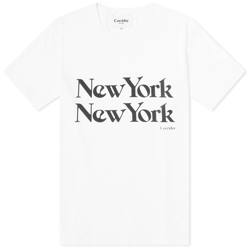 Photo: Corridor New York New York Tee
