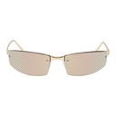 GmbH Gold Halcyon Sunglasses
