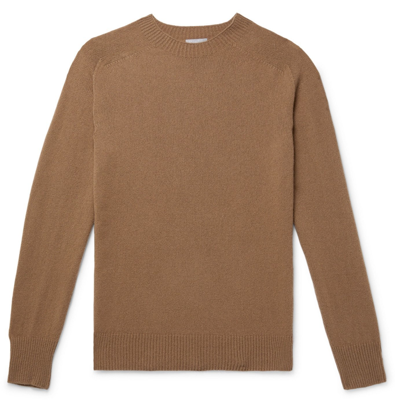 Margaret Howell - Merino Wool and Cashmere-Blend Sweater - Brown