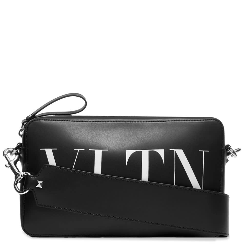 Photo: Valentino VLTN Leather Cross Body Bag
