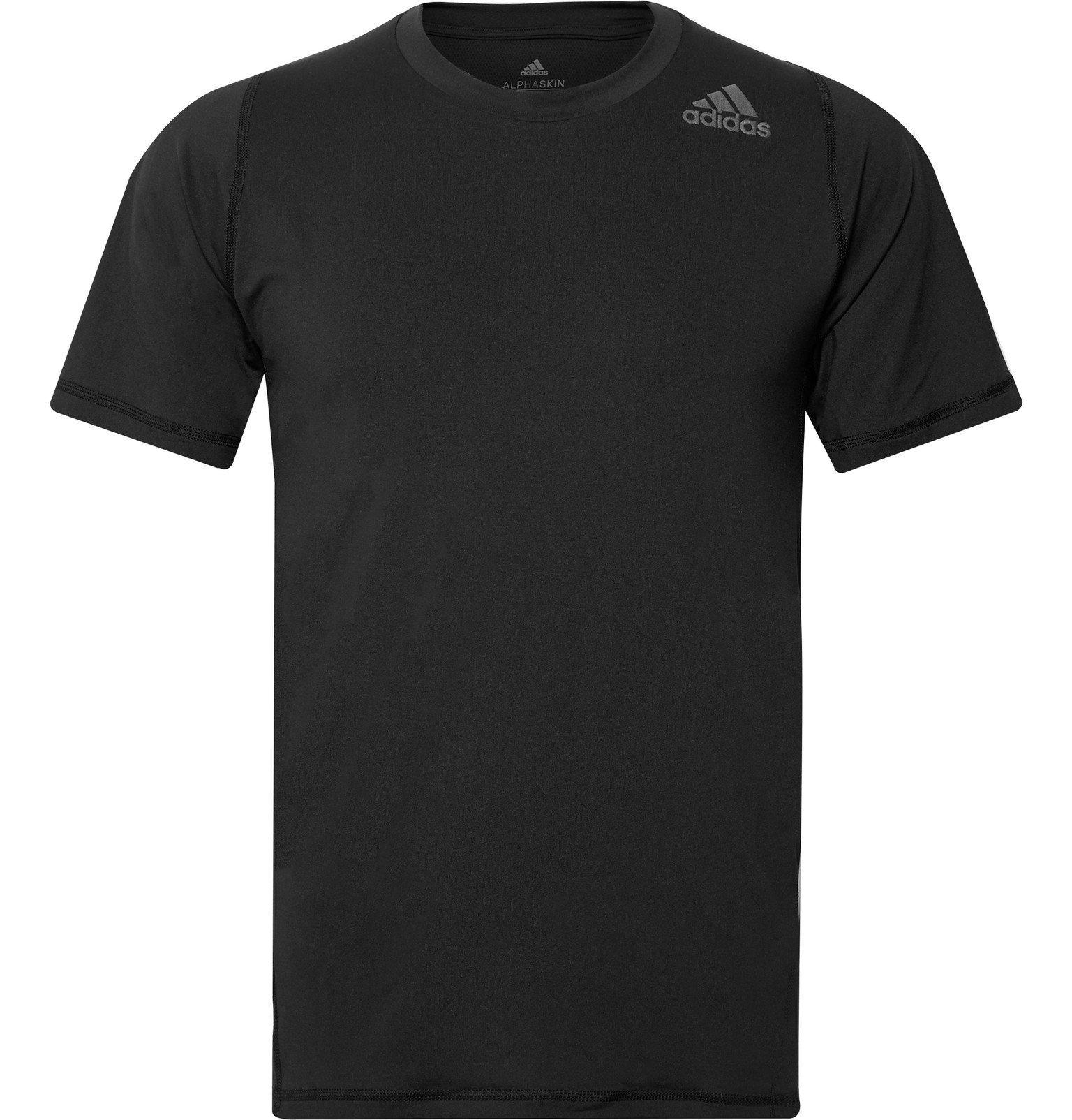 Photo: Adidas Sport - Alphaskin Sport Climalite T-Shirt - Black