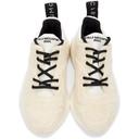 Stella McCartney Off-White Jersey Eclypse Sneakers
