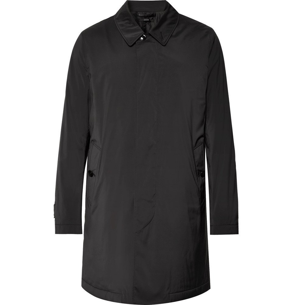 Photo: TOM FORD - Shell Raincoat - Men - Black
