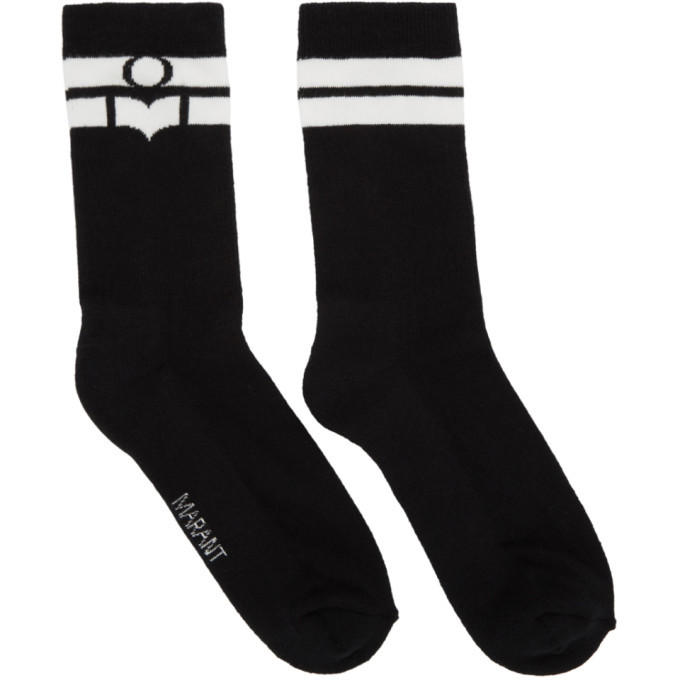Photo: Isabel Marant Black Vito Socks