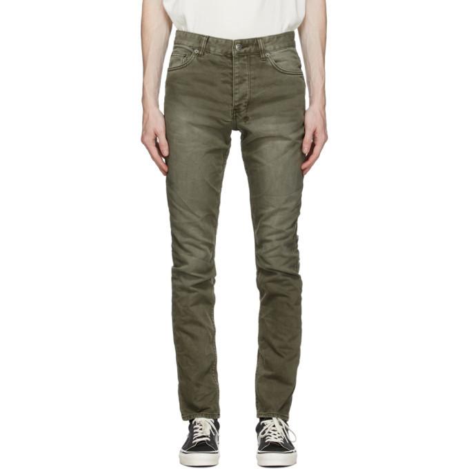 Ksubi Green Chitch Jeans