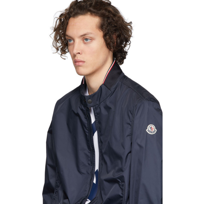 Moncler Navy Reppe Jacket