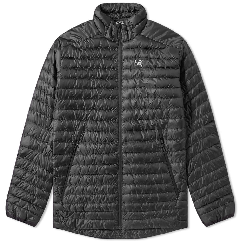 Photo: Arc'teryx Cerium SL Jacket Black