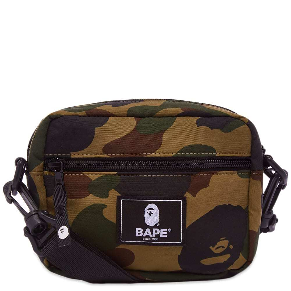 Photo: A Bathing Ape 1st Camo Mini Shoulder Bag