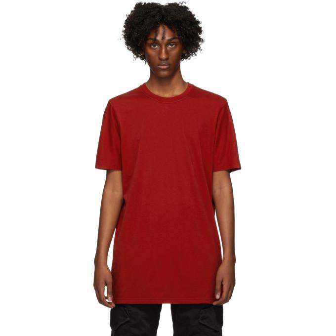 Photo: 11 by Boris Bidjan Saberi Red Dye T-Shirt