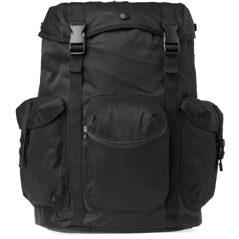 Wood Wood Mills Backpack Black