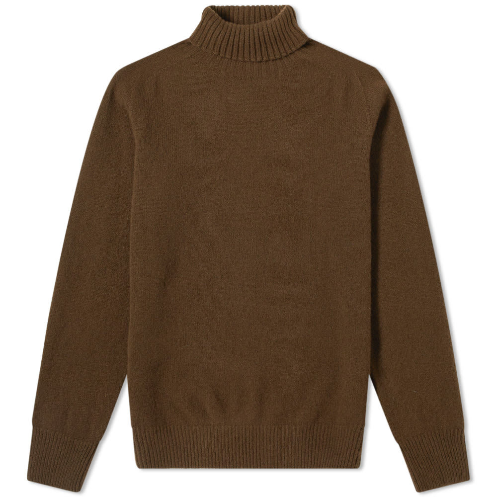 Margaret Howell Relaxed Roll Neck Sweat