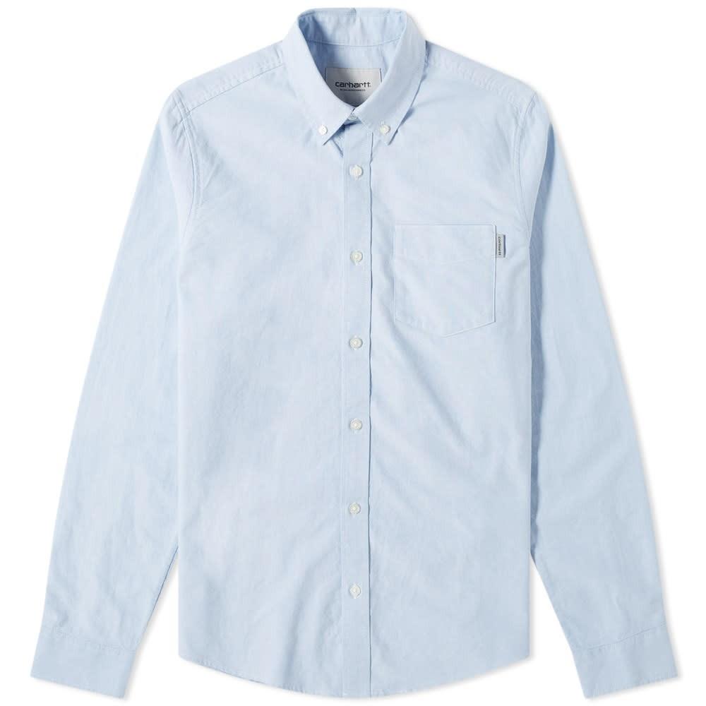 Photo: Carhartt WIP Button Down Pocket Shirt