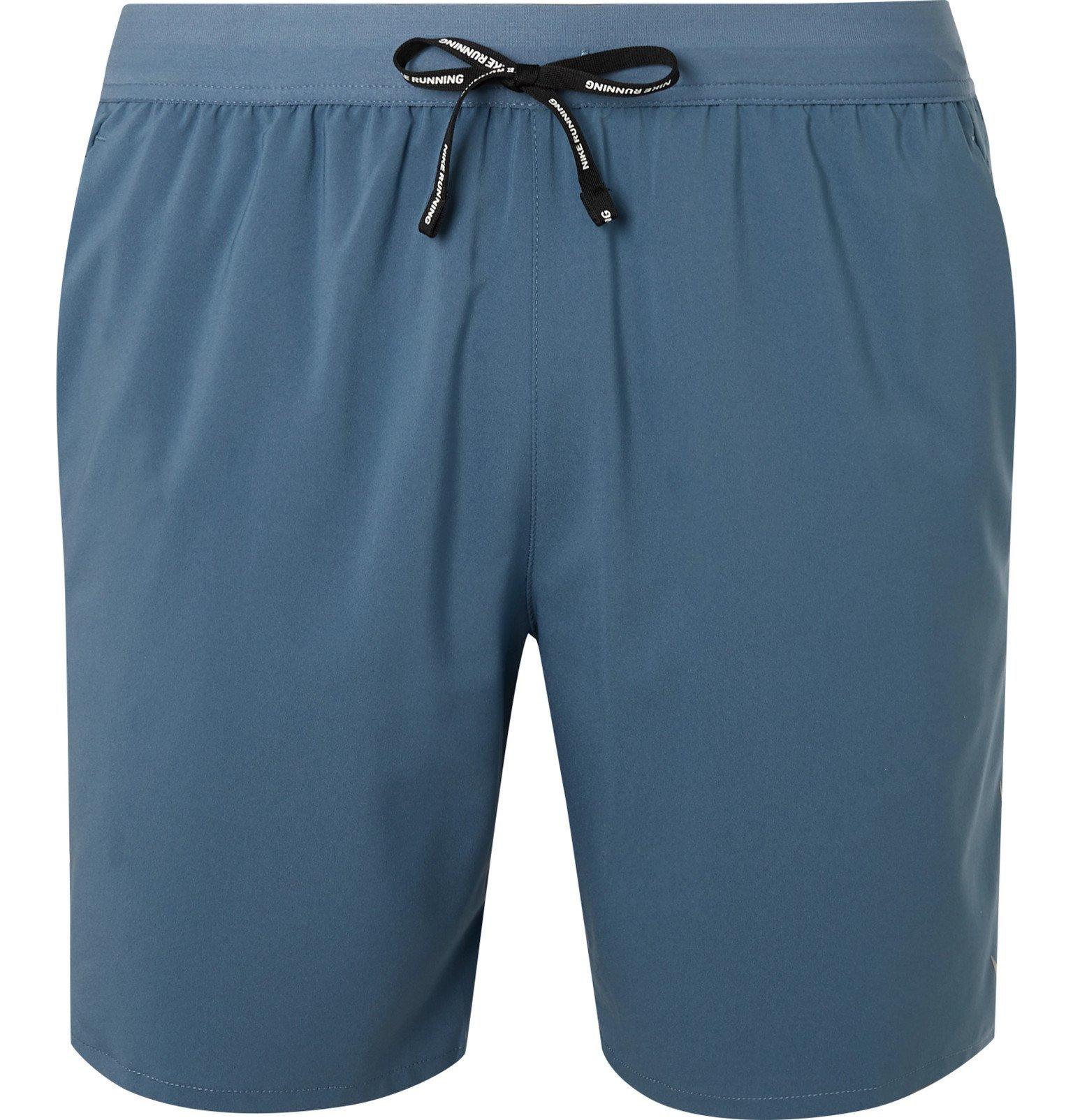 Nike Running - Stride 2-in-1 Flex Dri-FIT Shorts - Blue