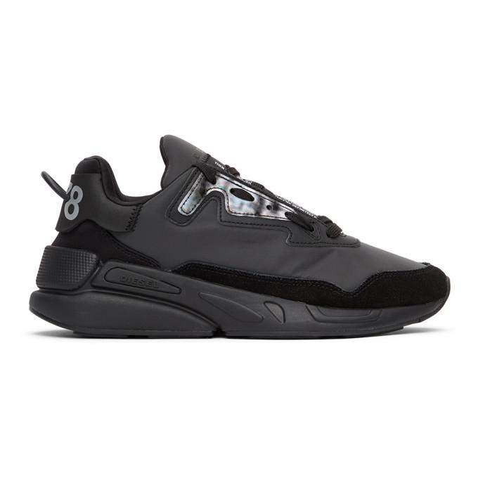 Photo: Diesel Black S-Serendipity LC Sneakers