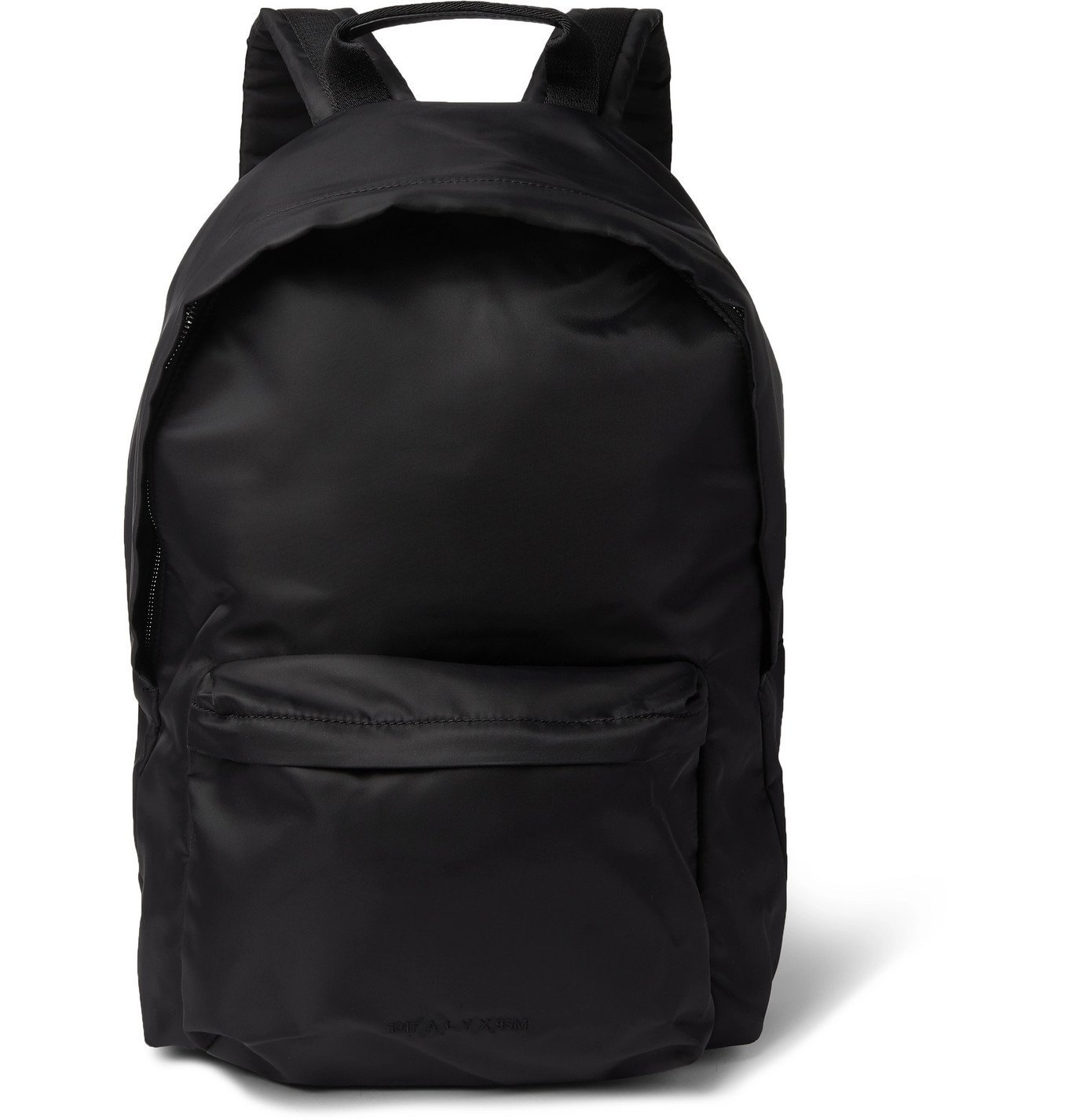 Photo: 1017 ALYX 9SM - Fuoripista Nylon Backpack - Black
