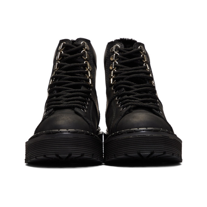 Won Hundred Black Mila Boots