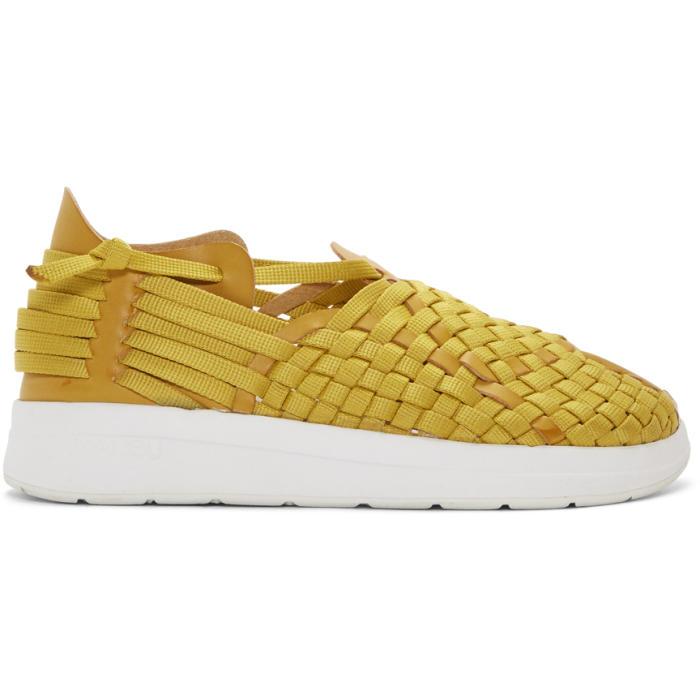 Photo: Malibu Sandals  Yellow Latigo Sneakers