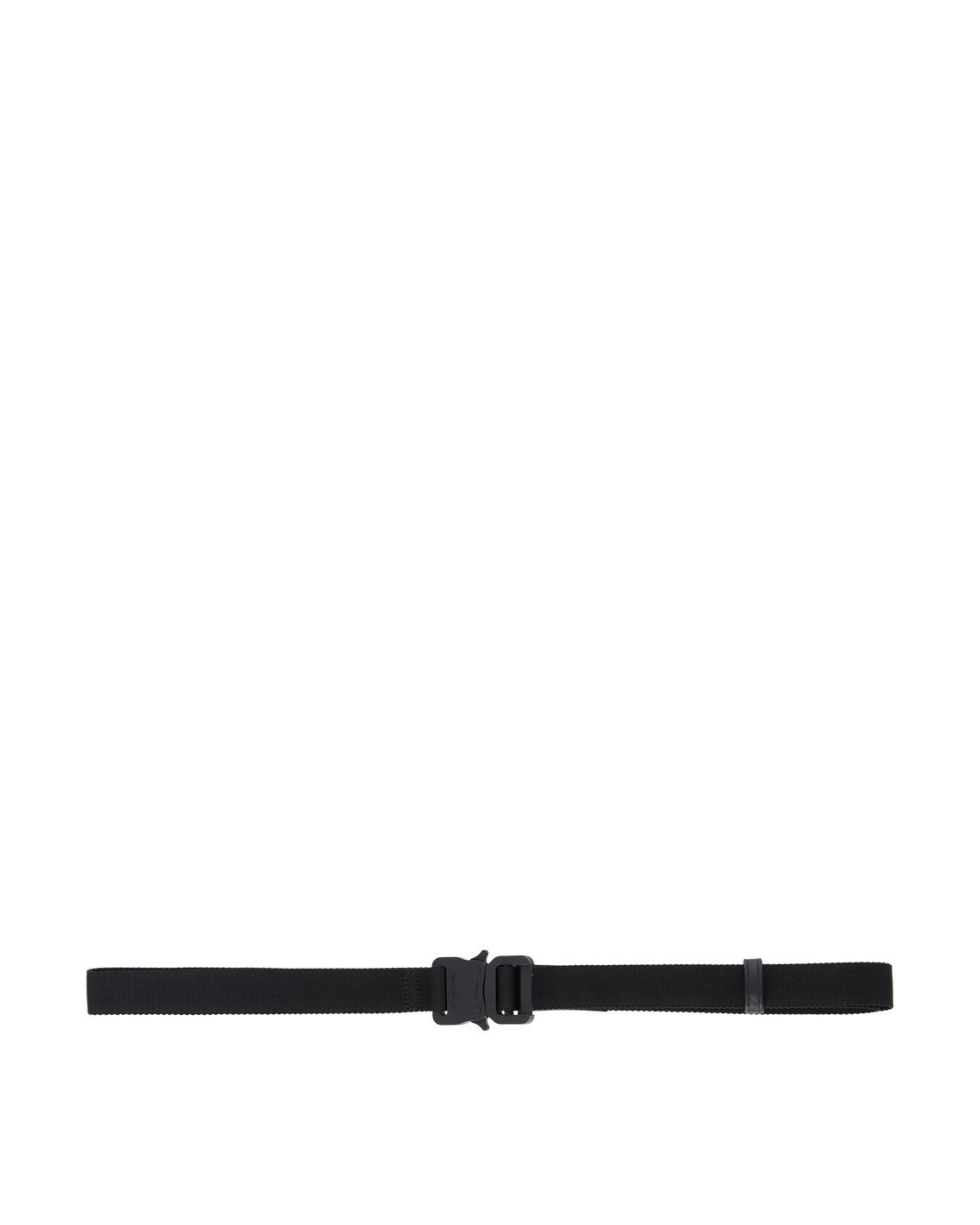 1017 Alyx 9sm Medium Rollercoaster Belt Black
