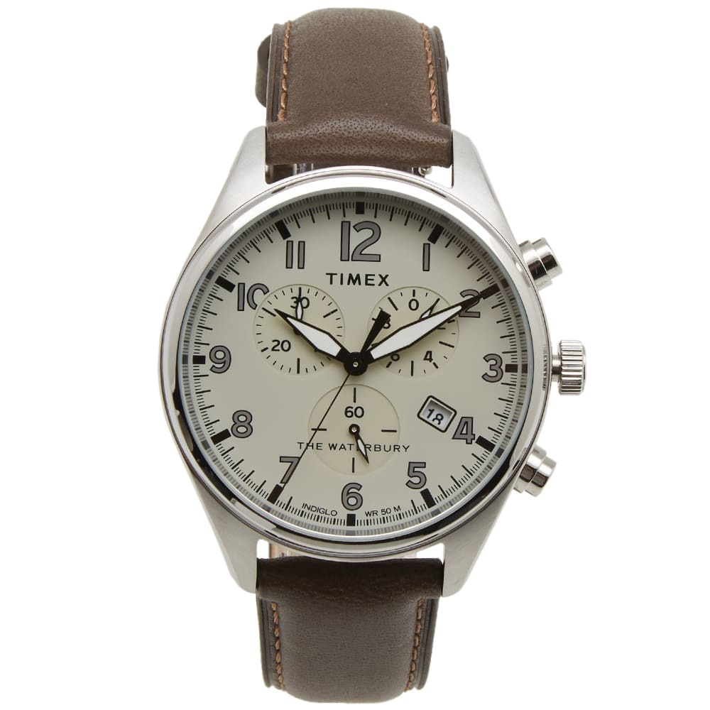 Photo: Timex Waterbury Traditional Chronograph Watch