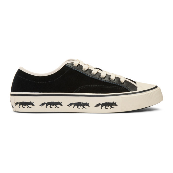 Photo: PS by Paul Smith Black Fennec Sneakers