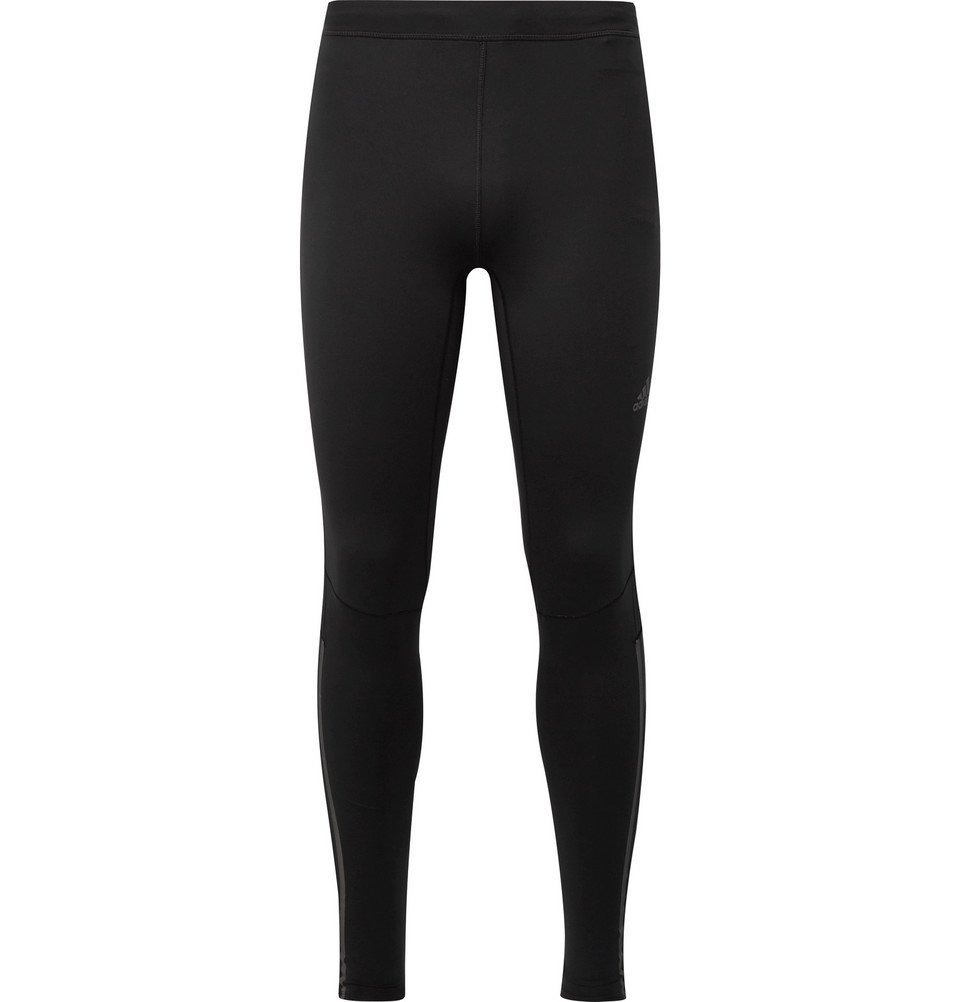 Photo: Adidas Sport - Supernova Tights - Black