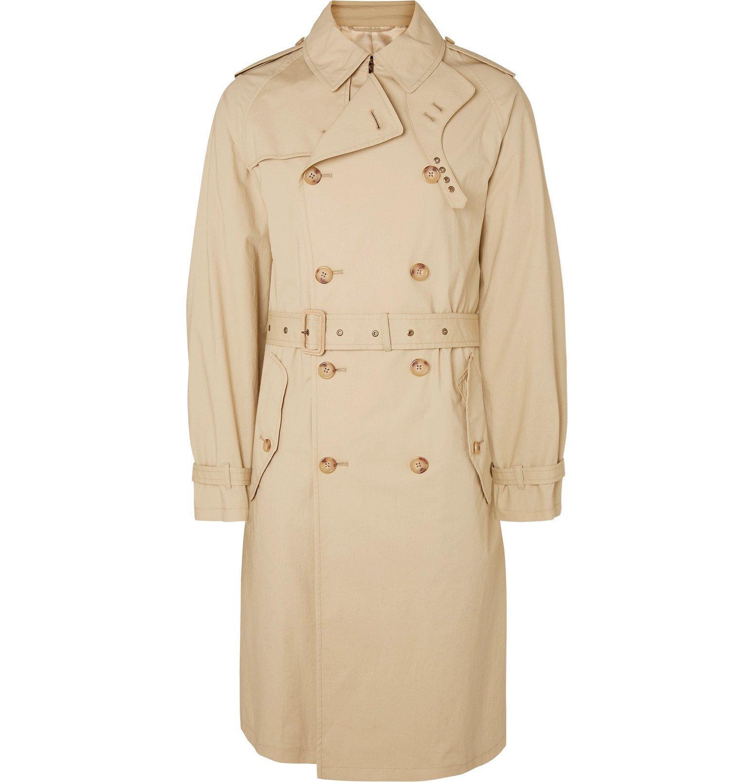 Photo: Polo Ralph Lauren - Cotton-Blend Trench Coat - Neutrals