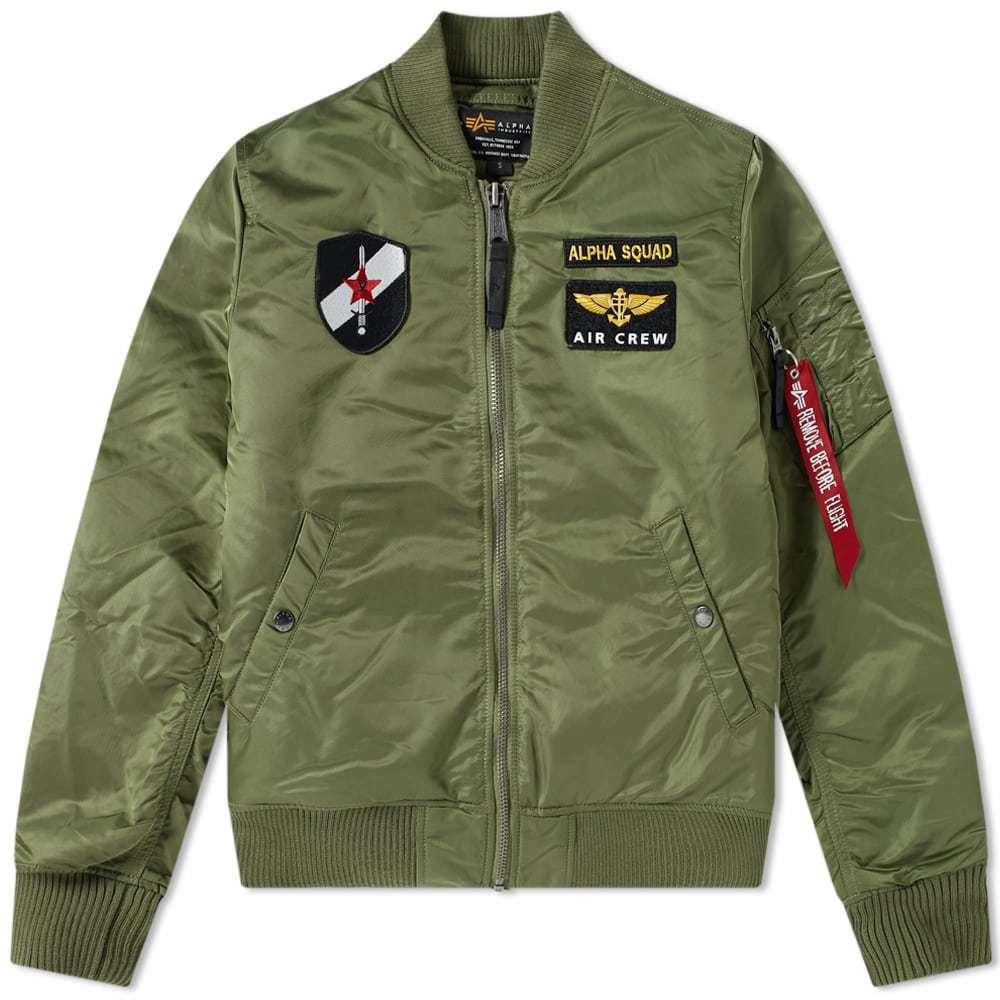 Photo: Alpha Industries MA-1 VF Custom Jacket