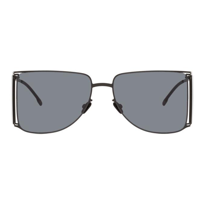 Photo: Helmut Lang Black Mykita Edition HL002 Sunglasses