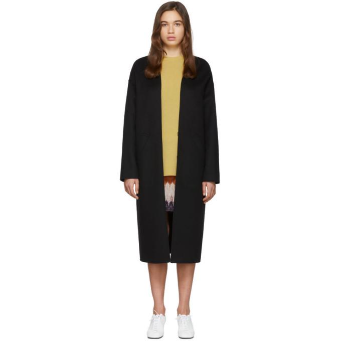Photo: Loewe Black Cashmere Over Coat