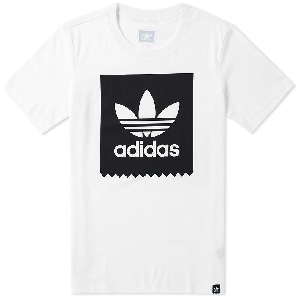 Adidas Solid Logo Tee