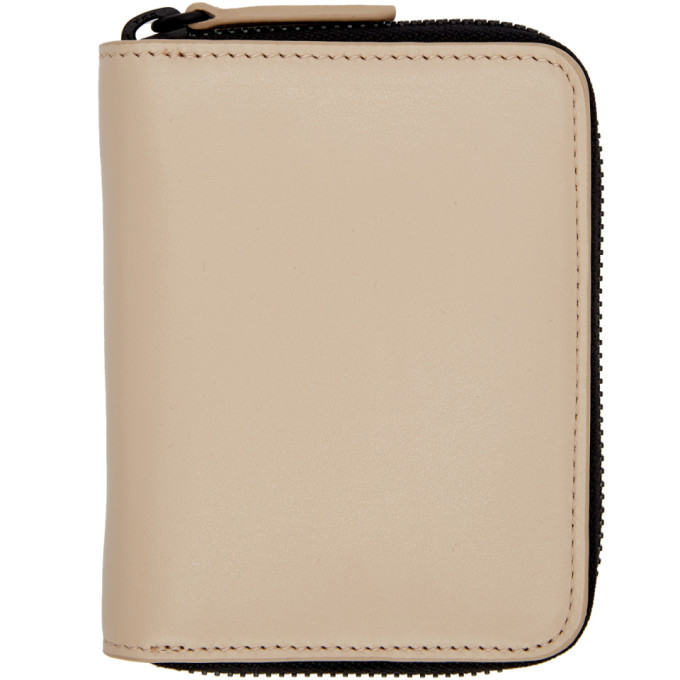 Photo: Common Projects Pink Soft Zip Wallet