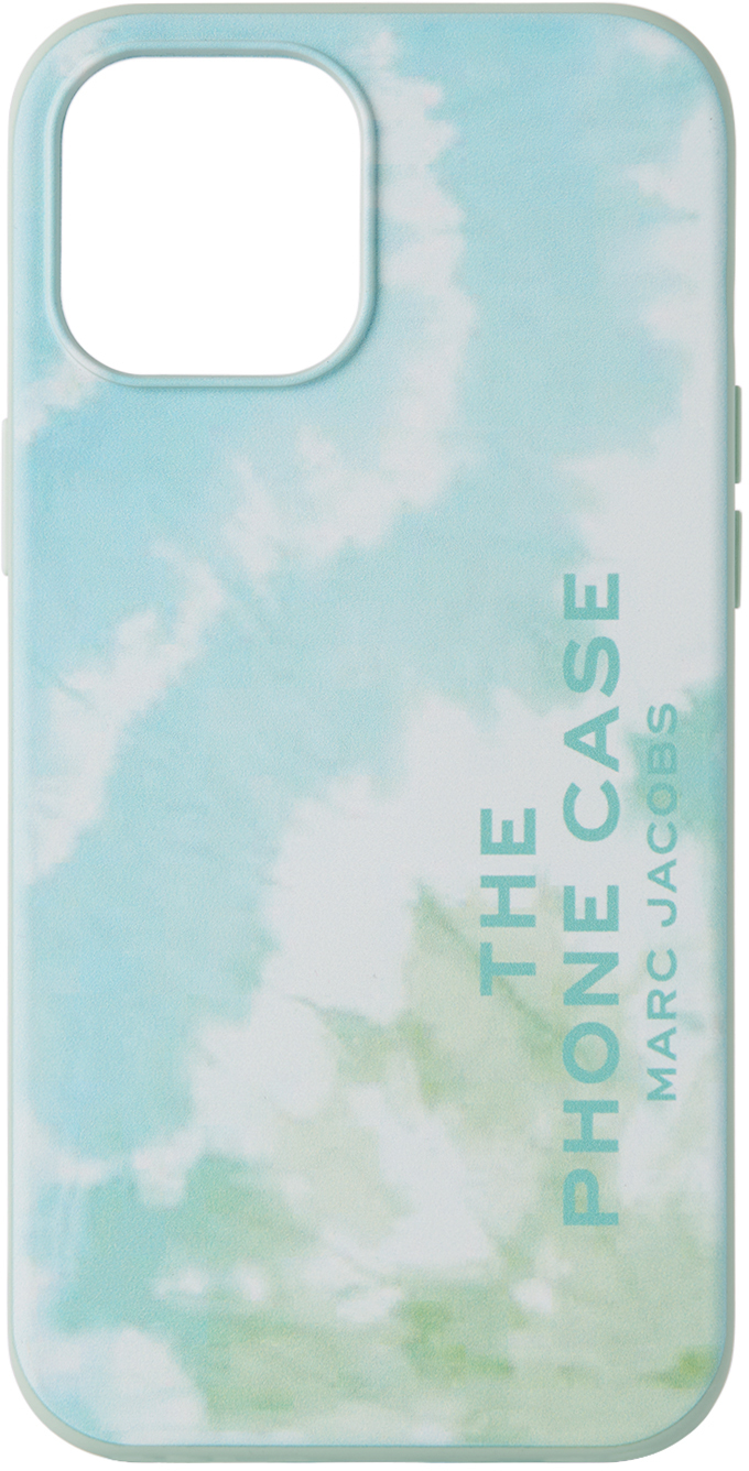 Photo: Marc Jacobs Blue 'The Phone' iPhone 12 Pro Max Case