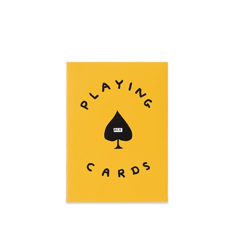Photo: David Shrigley Playing Cards