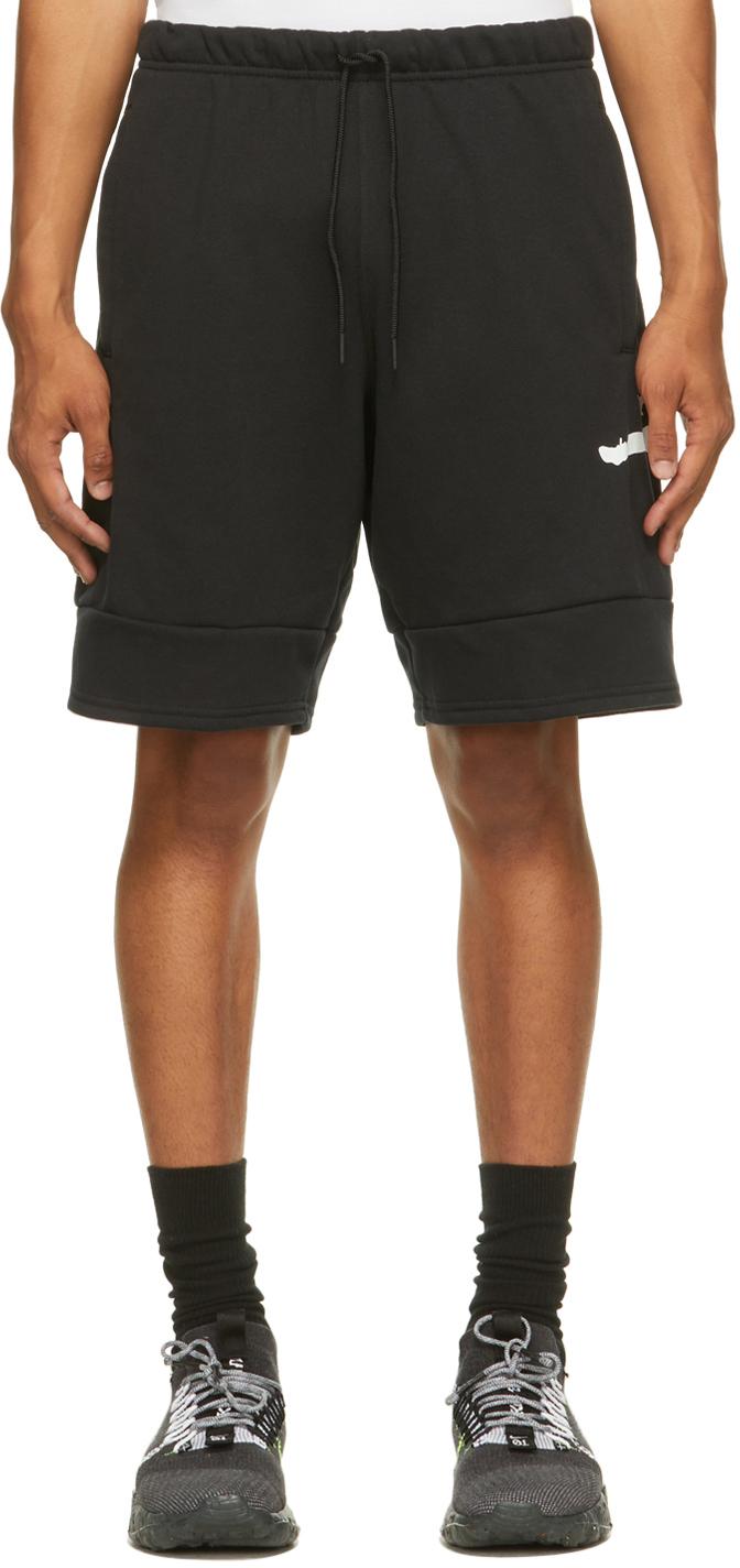 Photo: Nike Jordan Black Jordan Jumpman Air Shorts